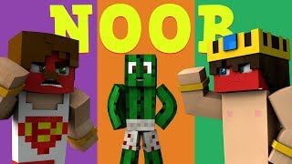 DİKKAT ! NOOB ÇIKABİLİR ! (Minecraft Canlı Yayın)