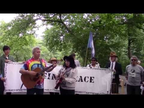 Universal Peace Day 2015 - Strawberry Fields, NYC Part 1