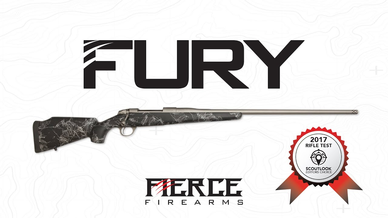 Fury - Affordable Long-Range Rifle