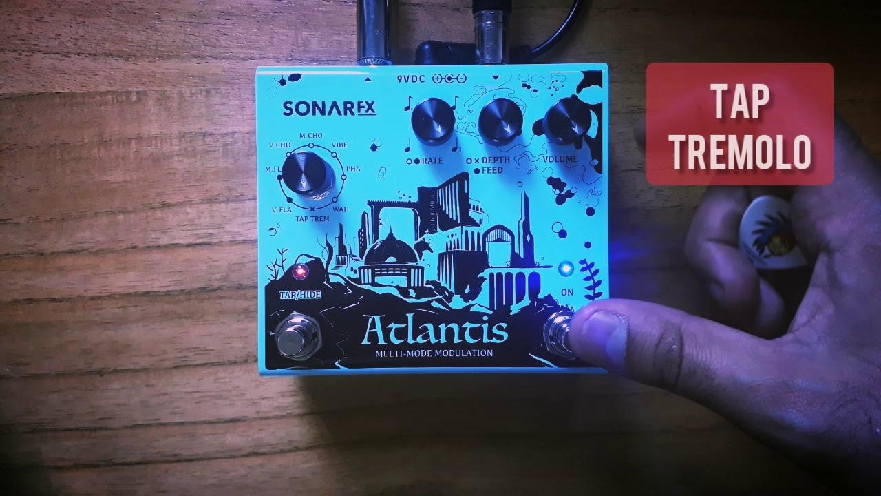 SonAr fx - Atlantis Multimode Modulation - Tremolo