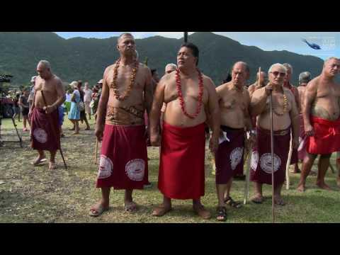 Hokulea: Arrival in American Samoa - American Samoa Culture and Ocean Conservation Film Series