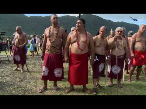 Hokulea: Arrival in American Samoa - American Samoa Culture and Ocean Conservation Film Series