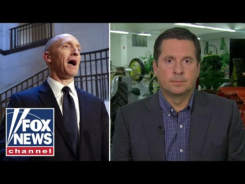 Nunes slams Carter Page 'phony FISA' documents