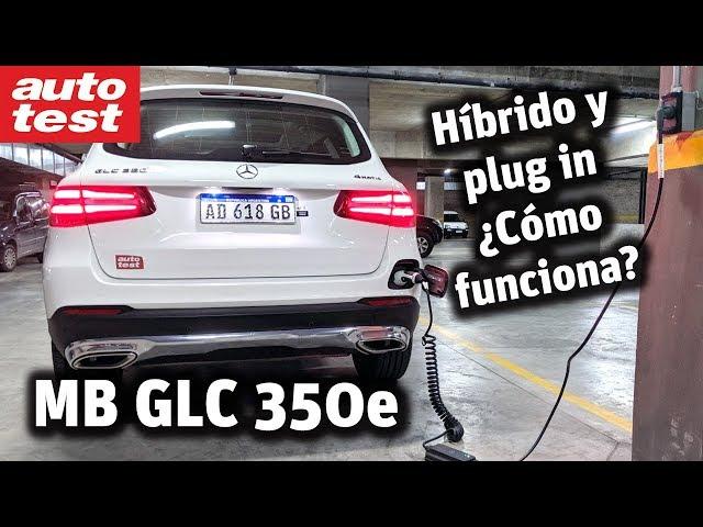 Doble tecnología: Mercedes-Benz GLC 350e