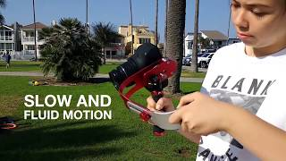 How to Set up a DSLR on the Roxant Pro Video Stabilizer
