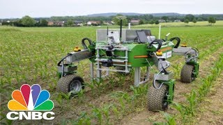 How Robots Are Changing The Farming Industry | CNBC