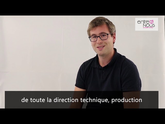C'est quoi ton job - Episode 7 : Thibaut Co-gérant d'une entreprise et formateur