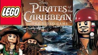 Мультфильм пираты карибского моря  сундук мертвеца целый мультик.