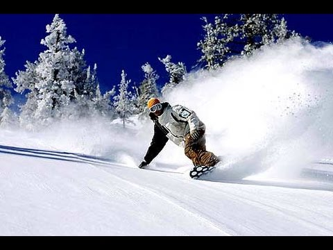 Snowboarding - Cypress mountain Vancouver