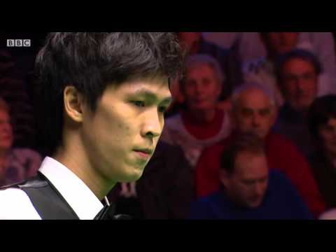 Thepchaiya Un-Nooh Misses 147 on Final Black!