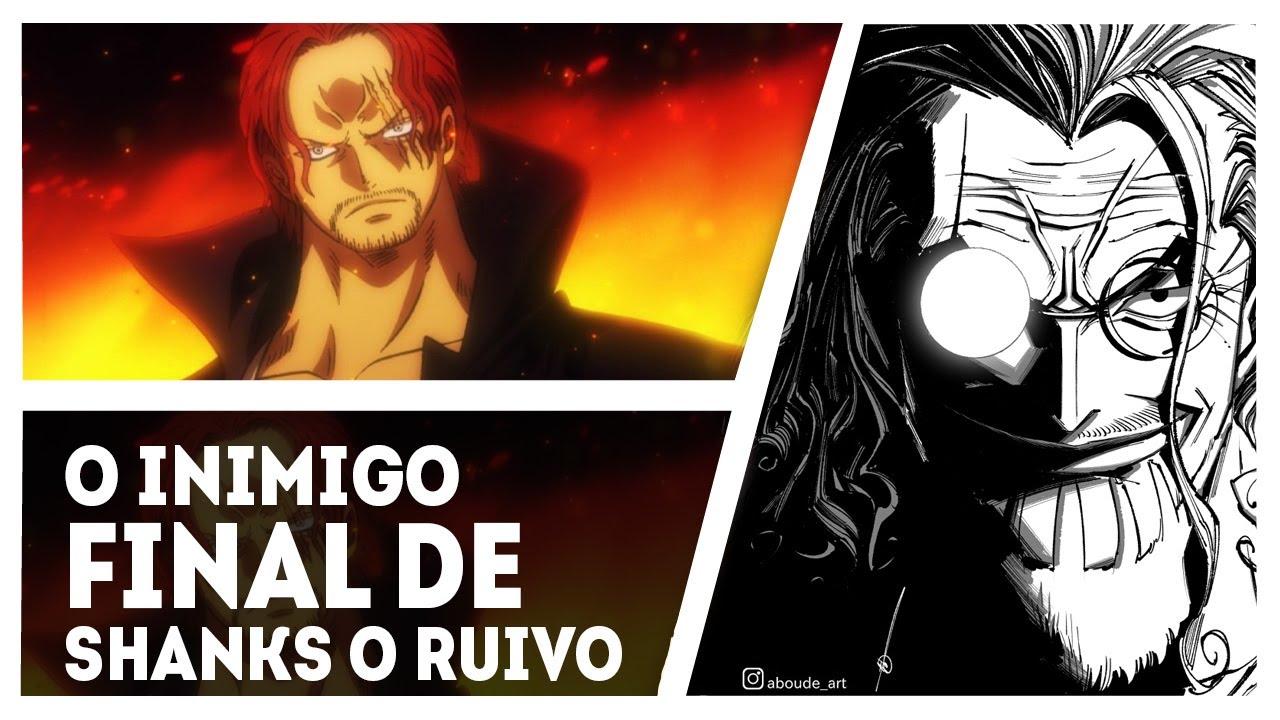 O MOVIMENTO FINAL DE SHANKS E A ORIGEM DA ALCUNHA DE RAYLEIGH LIGADA AO SEU HAKI DO REI? #SBS78