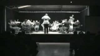 Orquesta de los Adioses Mendelssohn-Sinfonía XII (Andante)