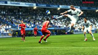 PES Pro Evolution Soccer 2013 | gamescom trailer (2012)