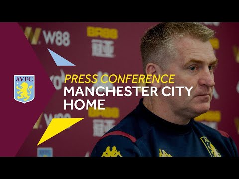 PRESS CONFERENCE | Man City