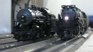 railfanning the Model Railroad