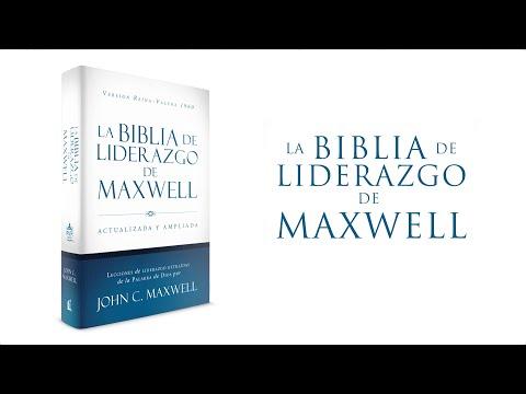 Mensaje del Dr. John Maxwell para el Lector de la Biblia