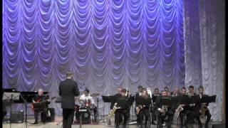В лесу родилась ёлочка Джаз оркестр