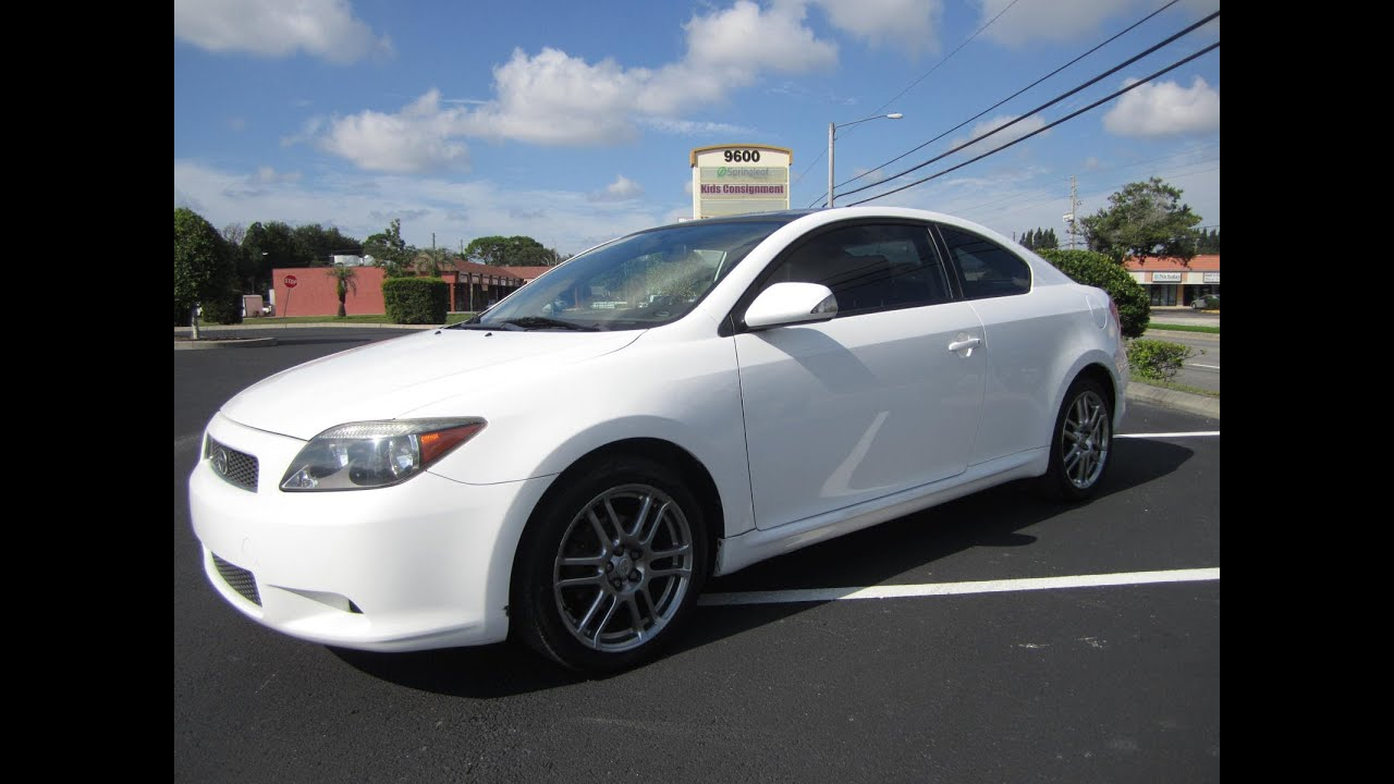 sold 2005 scion tc 84k miles 5 speed manual meticulous. Black Bedroom Furniture Sets. Home Design Ideas
