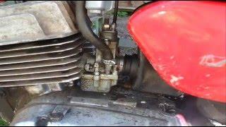 видео Как настраивать карбюратор на скутере: пошаговая инструкция