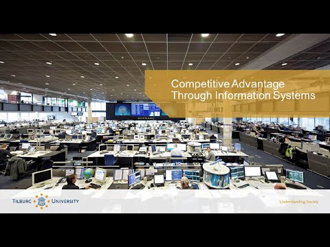 Lecture IM: Gaining Competitive Advantage 2/4