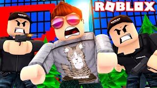 DE SKYDER! - Roblox Escape Roblox HQ Obby med ComKean