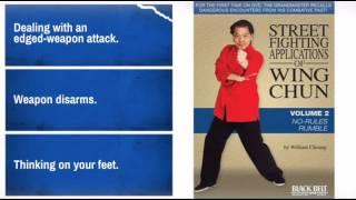 Street Fighting Applications of Wing Chun, Volume 2: No-Rules Rumble - MAEQD.com