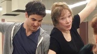 Glee Season 5 Cast Update: Shirley Maclaine!