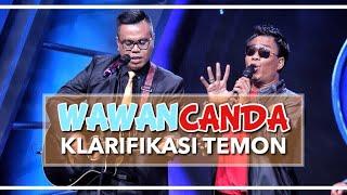 Download Video WAWANCANDA KLARIFIKASI TEMON MP3 3GP MP4