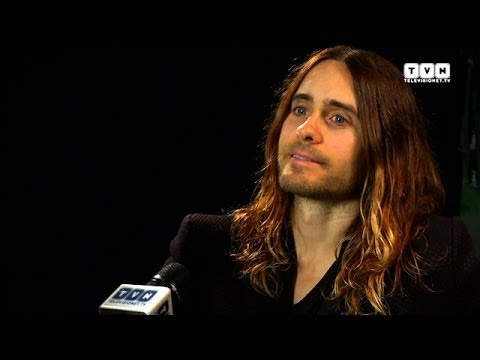 Dallas Buyers Club - A... Jared Leto Interview
