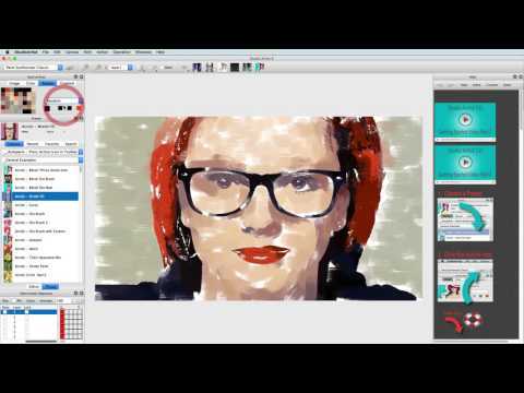 Source Area Basics in Studio Artist 5.0