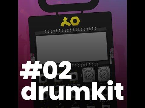 #02 Drumkit Loutch