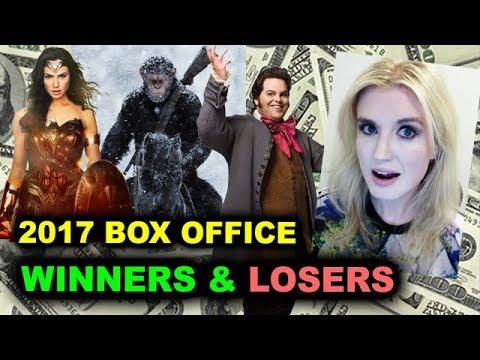 Box Office 2017 Winners & Losers