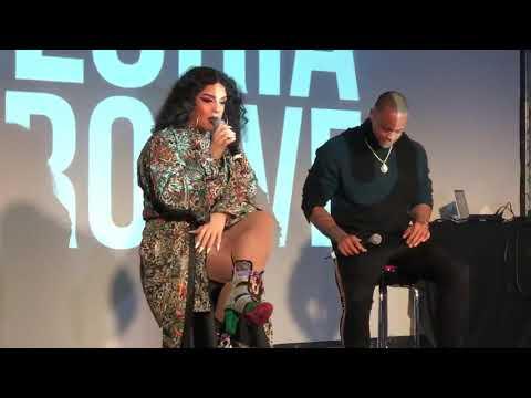 """Gloria Groove sobre a polêmica da parceria com Léo Santana: """"Estamos em constante transformação"""""""