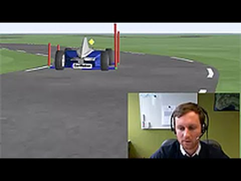 Reduce Testing Time by Vehicle Modeling - MATLAB and Simulink Racing Lounge