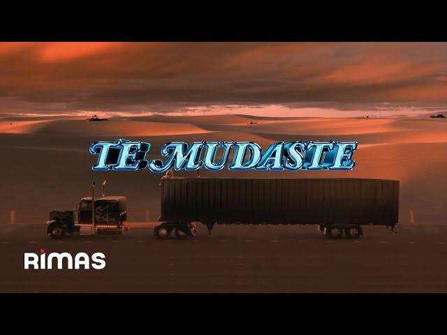 BAD BUNNY - TE MUDASTE | EL ÚLTIMO TOUR DEL MUNDO [Visualizer]
