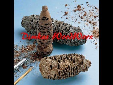 Cast your own Banksia Pod Pen blanks