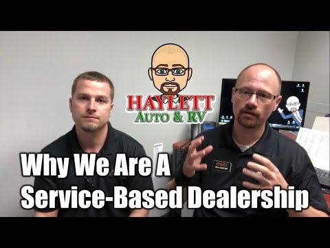 Why We Are a Service Based RV Dealership with Josh the RV Nerd