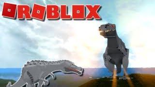 ROBLOX Dinosaur Siulator   Life as a G.A.B