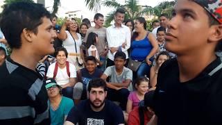 ((BATALLON)) ADVERSO VS QUIKALA   FREESTYLE BUCARAMANGA    SKILLS MIC™