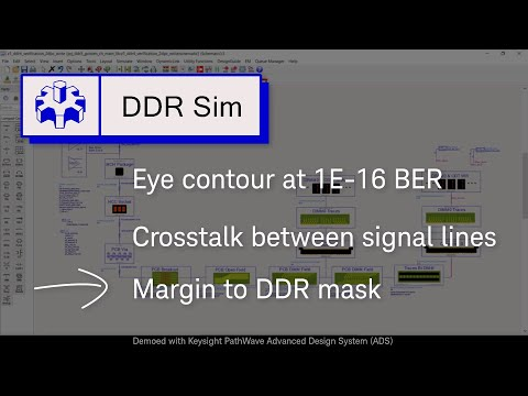DDR Simulation And DDR5 Golden Channel