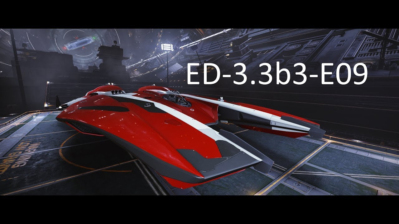 Elite Dangerous 3 3b3 E09 - Engineered Mamba better than