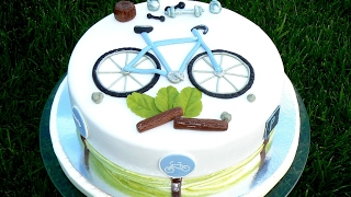 ТОРТ ВЕЛОСИПЕД /BICYCLE CAKE/