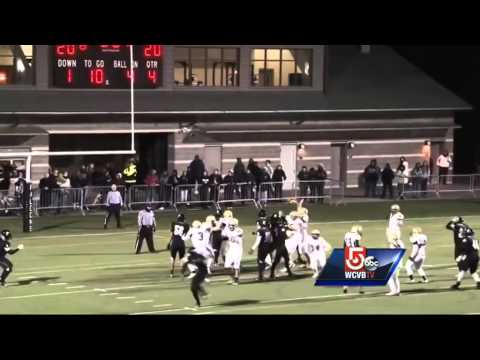 High 5: Malden Catholic High School football team