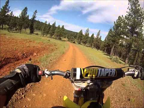 ride along with John Bold at Morrow/Grant county OHV park