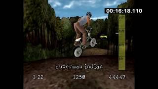 Dave Mirra Freestyle BMX (PC) 100% Speedrun #2