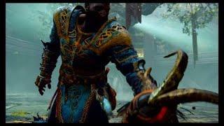 God of War (Hardest Mode) Defeat Valkyrie Kara