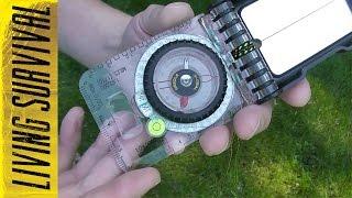 Brunton TruArc 5 & TruArc 15 Compass Review