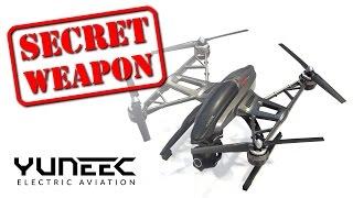 Yuneec CEO Reveals Secret Weapon for Typhoon 4K Quadcopter
