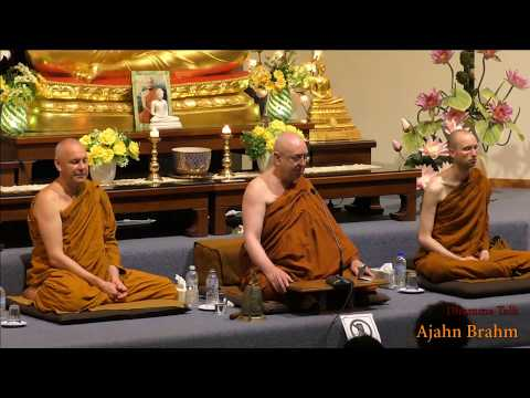 Lower Your Expectations | Ajahn Brahm | 24 Nov 2017