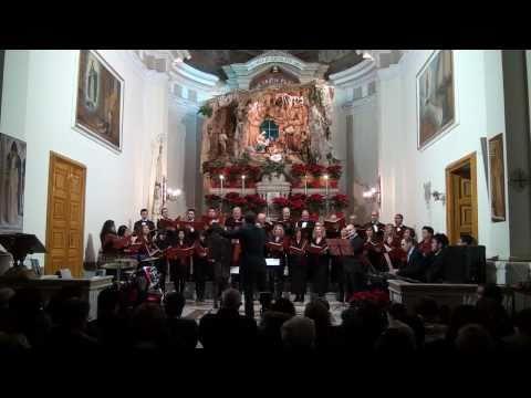 Ave Maria di Giovanni Geraci - Coro Polifonico di Mussomeli - HD